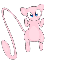 Mew sees what you did there by livinlovindude