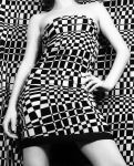 Jane's Checkered Dress by philly