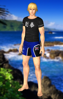 Eliot(Fighter) Dead or Alive 5 by XKamsonX
