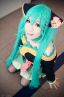 Hatsune Miku: Project Diva 2nd by KurotenshiDai