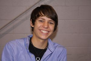 Aaron Dismuke at Acen 2008 by wraamyth