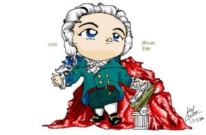 _ Mozart_  2006 by Stael