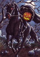 Headless Horseman by TabLynn