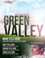GreenValley PSD Template by renderyourmind