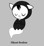 Ghost Seeker as a faol by BlackCherry1994