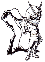 Viewtiful Joe by GrannyandStu