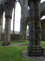 Tintern Abbey 36 by LadyxBoleyn