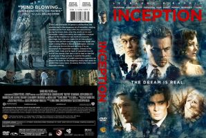 Inception DVD Cover by Mike1306