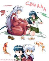 Inuyasha In-jokes by nillia