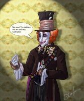 Just an ordinary hatter by Haituva