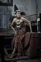 :batik central java: by phutugenique