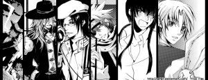 D.Gray-Man :: Sample by zefiar