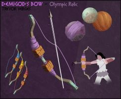 Demigod's Bow by Trevor-Verges