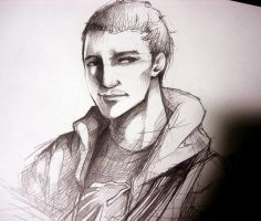Happy Birthday Desmond Miles ~ by bmad95