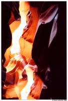 Antelope Canyon Series One.5 by veganeater