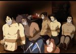 LoK Boys in Trouble by annria2002