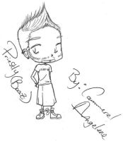 Boaz Priestly Chibi by MageStiles