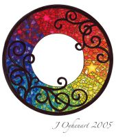 Color Wheel by JessiBeans