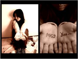 I miss You by emograph