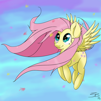Fluttershy! by 1understatement