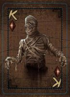 Mummy Card Design by Trance-Sephigoth