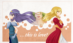 This is love? by Etsher