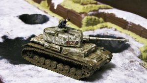Panzer 4 Russia 1944 by DasMarc