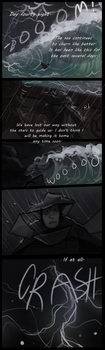 BEYOND THE SEA INTRODUCTION- PAGE ONE by Tankiethegreat