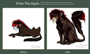 draw this again contest by Myrad