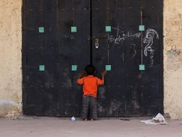 Boys And Doors - II by InayatShah