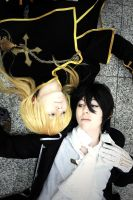 Pandora Hearts by Black--Deamon