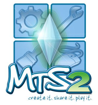 Mod the Sims 2 Logo Design by Pookinator