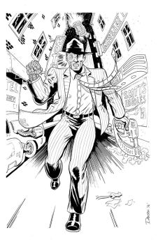 Future Detective Commission by frankdawsonjr