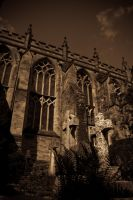 Bristol Cathedral by Keith-D