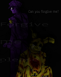 Purple guy sorrow by paragonkell80
