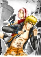 narusaku:bound to fight by noodlemie