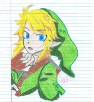 Link by divinemidna