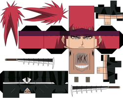 Renji headband by hollowkingking