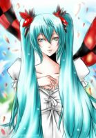 Hatsune Miku-World Is Mine by Hiioji