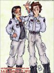 RD - :Series 1 Lister and Rimmer: by StephRatte