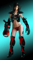 Cyber Girl by ilLoGiG