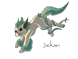 Jackson by XxPuppyProductionsxX