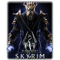 Skyrim icon2 by pavelber