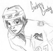 Sidney Crosby by kanna99