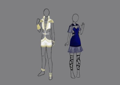 clothing test. by Lilu-Teus