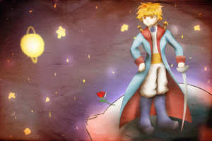 Le Petit Prince by mchectr