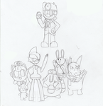 Dr  Mario Wants to Battle by GSVProductions