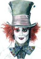 The Mad Hatter by Great-M