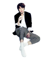 Taemin (SHINee) render [PNG], by Sellscarol