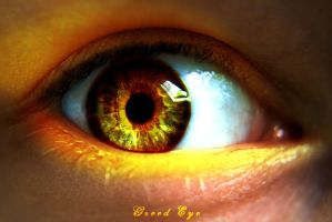 Greed Eye old by RavenxCorpse